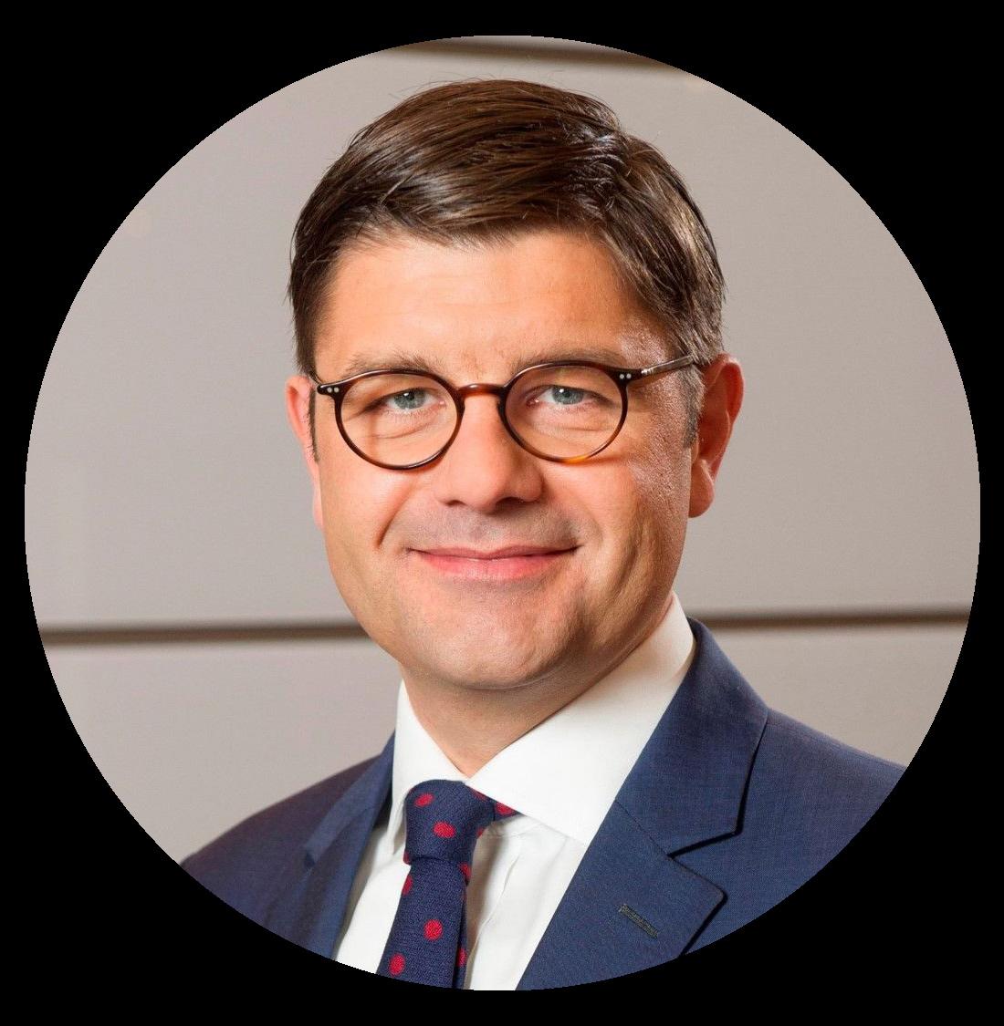 Portraitfoto von Dr. Christian Janze