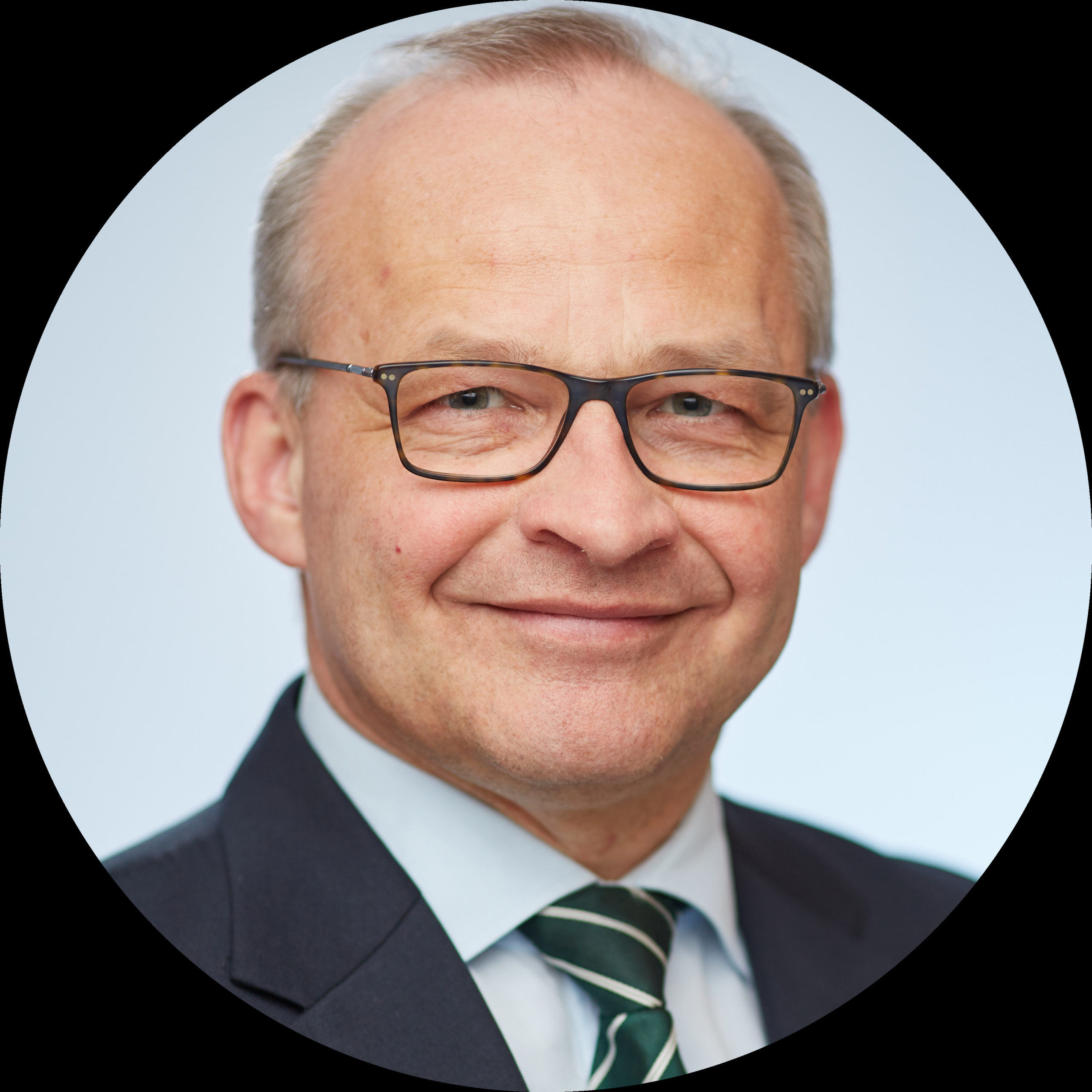 Portraitfoto von Dr. Christian Schmidt