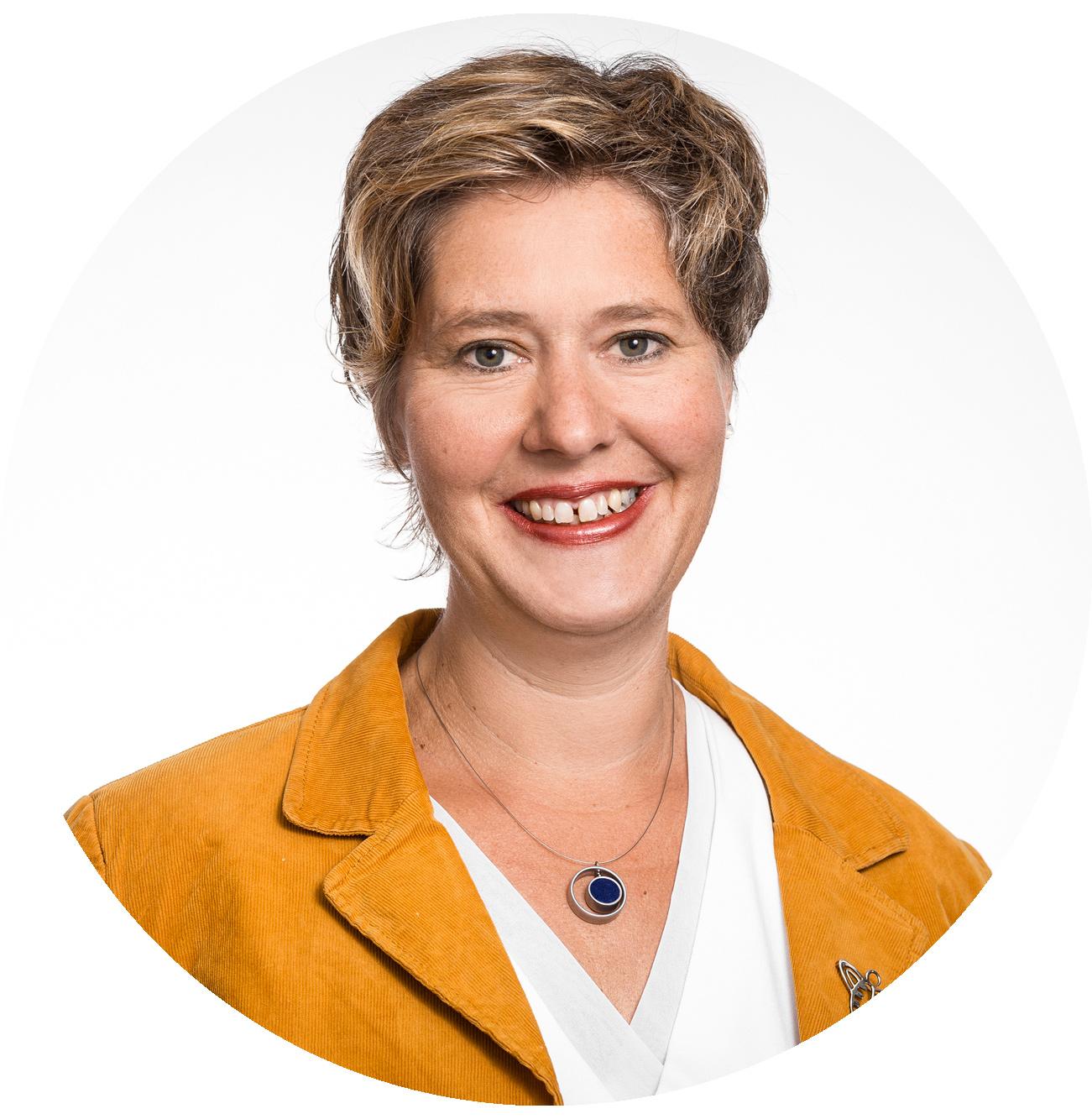 Portraitfoto von Elisabeth Brunkhorst