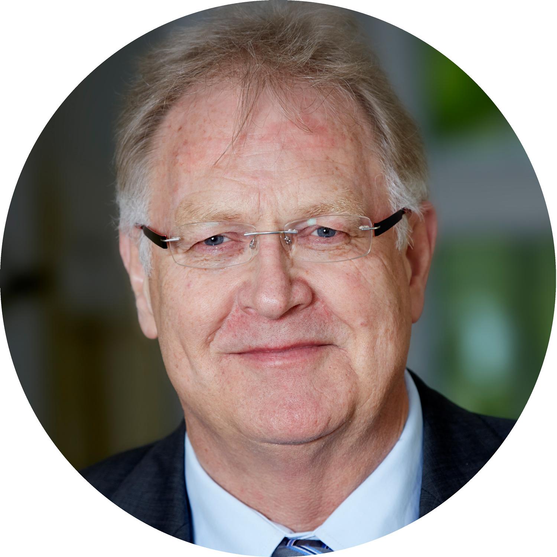 Protraitfoto von Prof. Dr. Ulrich Nöhle